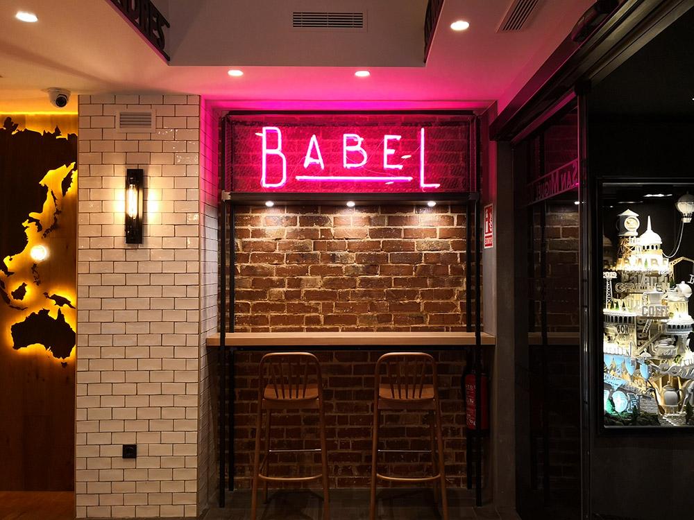 Bar Restaurante BABEL en Palencia