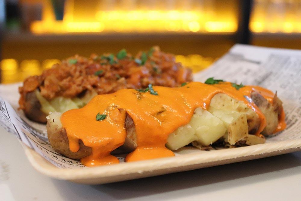 Patatas al carbón P&B